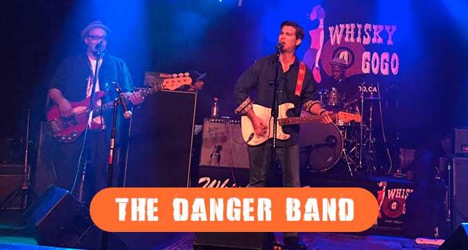 Danger Band - Whisky A GoGo