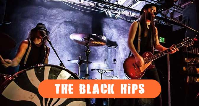 The Black Hips Promo 2014