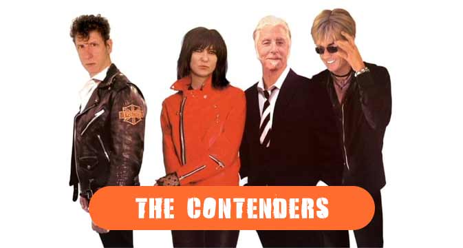 Contenders: The Pretenders Tribute's Promo Reel