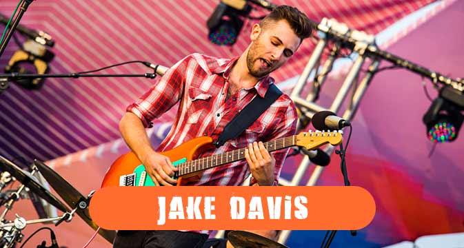 Jake Davis - I Won't Come Back