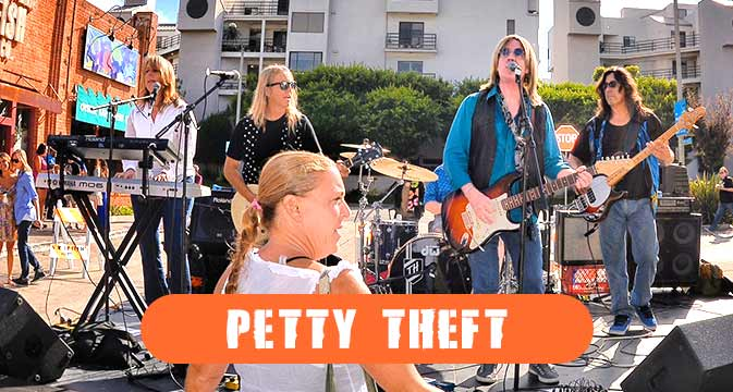 Petty Theft (LA tribute to Tom Petty) - American Girl