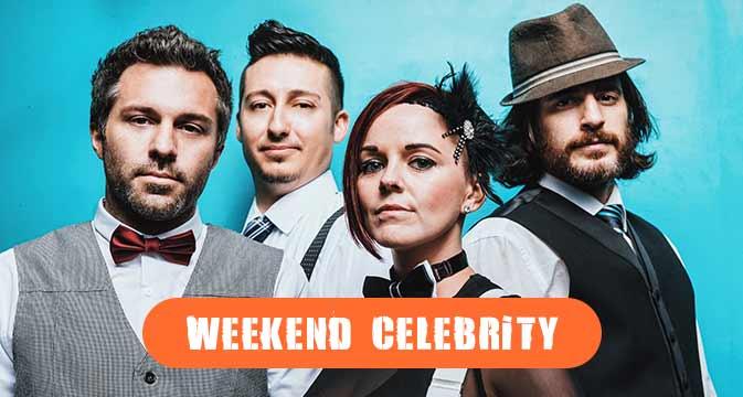 Weekend Celebrity Promo 2016