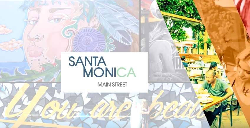 "NEW VIDEO – ""Santa Monica Neighborhood: Main Street"""