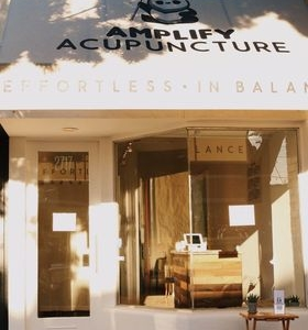 Main Street Welcomes Amplify Acupuncture
