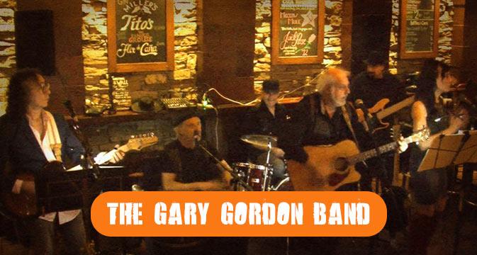 The Gary Gordon Band