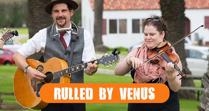 Rulled by Venus