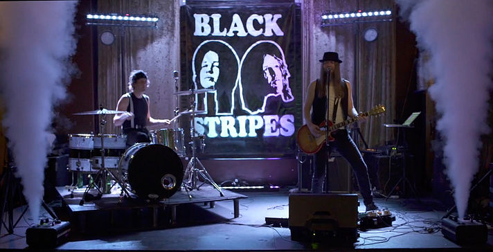 The Black Stripes