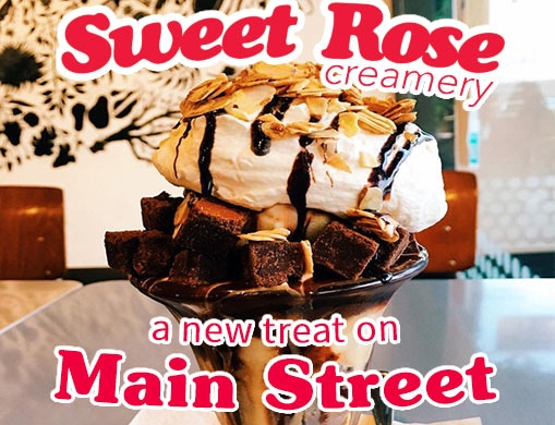 Welcome Sweet Rose Creamery