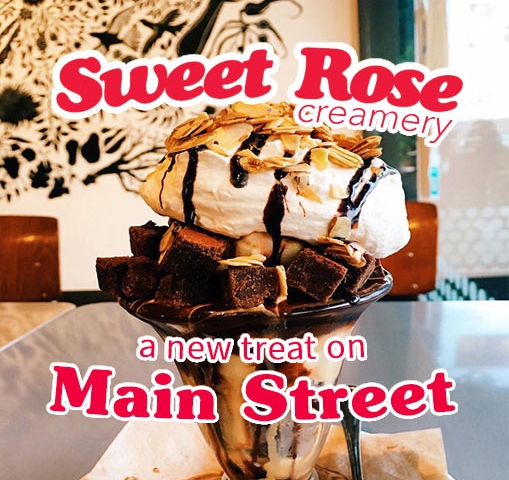 Welcome Sweet Rose Creamery